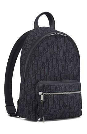 Детская рюкзак oblique DIOR синего цвета, арт. 1VOBA095YKYH00N | Фото 2