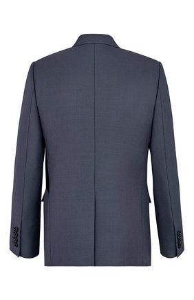 Мужской шерстяной пиджак DIOR серого цвета, арт. 023C249A4441C888 | Фото 2