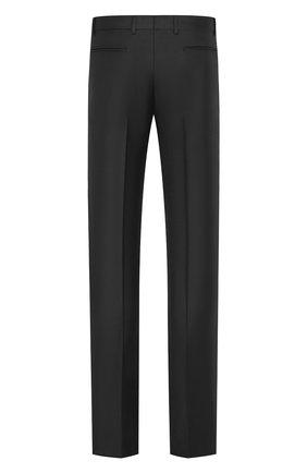 Мужской шерстяные брюки DIOR черного цвета, арт. 013C120A4747C900 | Фото 2