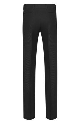 Мужской шерстяные брюки DIOR черного цвета, арт. 013C120A4441C900 | Фото 2