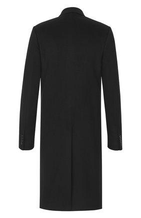 Мужской кашемировое пальто DIOR черного цвета, арт. 013C302A3225C900 | Фото 2