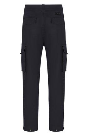 Хлопковые брюки-карго | Фото №2