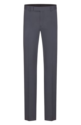 Мужской шерстяные брюки DIOR серого цвета, арт. 013C120A4739C840 | Фото 1