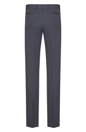Мужской шерстяные брюки DIOR серого цвета, арт. 013C120A4739C840 | Фото 2