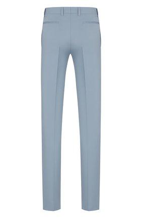 Мужской шерстяные брюки DIOR серого цвета, арт. 013C120A4739C820 | Фото 2