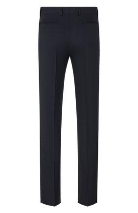 Мужской шерстяные брюки DIOR темно-синего цвета, арт. 013C120A4739C540 | Фото 2