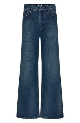 Женские джинсы DIOR синего цвета, арт. 022P05B3321X5425 | Фото 1