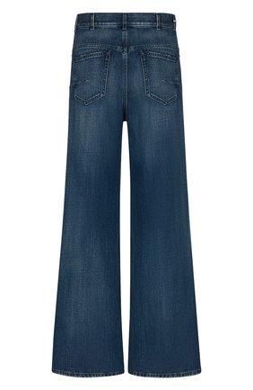 Женские джинсы DIOR синего цвета, арт. 022P05B3321X5425 | Фото 2