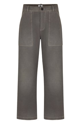 Женские джинсы DIOR серого цвета, арт. 027P33A3339X8270 | Фото 1