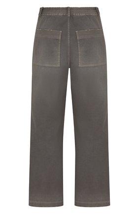 Женские джинсы DIOR серого цвета, арт. 027P33A3339X8270 | Фото 2
