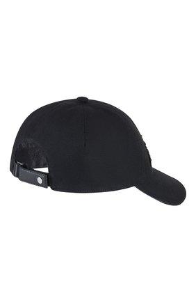 Мужской хлопковая бейсболка dior x daniel arsham DIOR черного цвета, арт. 023C909A4511C900 | Фото 2