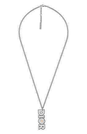 Мужского подвеска dior x daniel arsham DIOR белого цвета, арт. N1132HOMMTD009   Фото 1