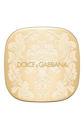Женская пудра-хайлайтер baroque lights, 1 precious gold DOLCE & GABBANA бесцветного цвета, арт. 30700063DG | Фото 2