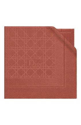 Женский платок dior light cannage DIOR розового цвета, арт. 94CAN140A127C438 | Фото 1
