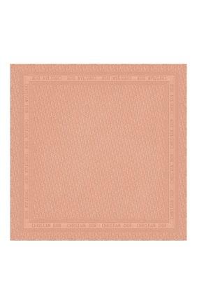 Женский платок dior oblique DIOR розового цвета, арт. 02CDO140A651C418 | Фото 1