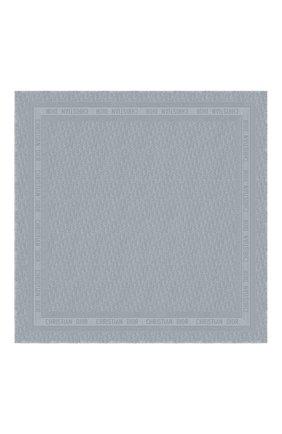 Женский платок dior oblique DIOR синего цвета, арт. 02CDO140A651C517 | Фото 1