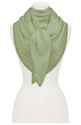 Женский платок dior oblique DIOR зеленого цвета, арт. 02CDO140A651C617 | Фото 2