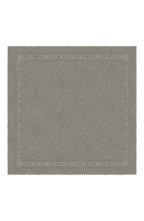 Женский платок dior oblique DIOR серого цвета, арт. 02CDO140A651C818 | Фото 1