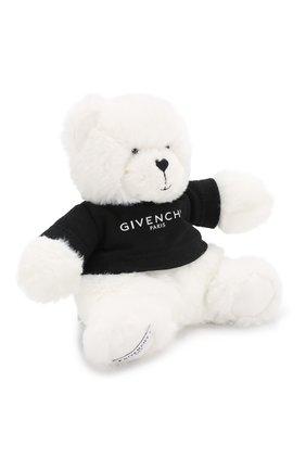 Детский комбинезон в комплекте с игрушкой GIVENCHY белого цвета, арт. H9K028 | Фото 6