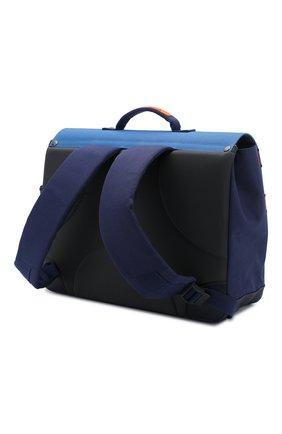 Детская портфель JEUNE PREMIER синего цвета, арт. Itd-20118 | Фото 2