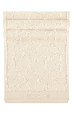 Мужские шерстяной шарф dior camouflage DIOR белого цвета, арт. 01CAM356I095C010   Фото 2