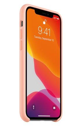 Мужской чехол для iphone 11 pro APPLE  розового цвета, арт. MY1E2ZM/A | Фото 2