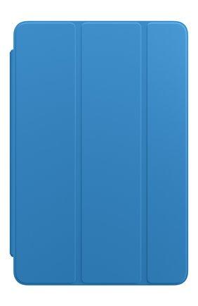 Мужской чехол smart cover для ipad mini APPLE синего цвета, арт. MY1V2ZM/A | Фото 1