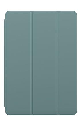 Мужской чехол smart cover для ipad (7th gen)/ipad air (3rd gen) APPLE  светло-зеленого цвета, арт. MY1U2ZM/A | Фото 1