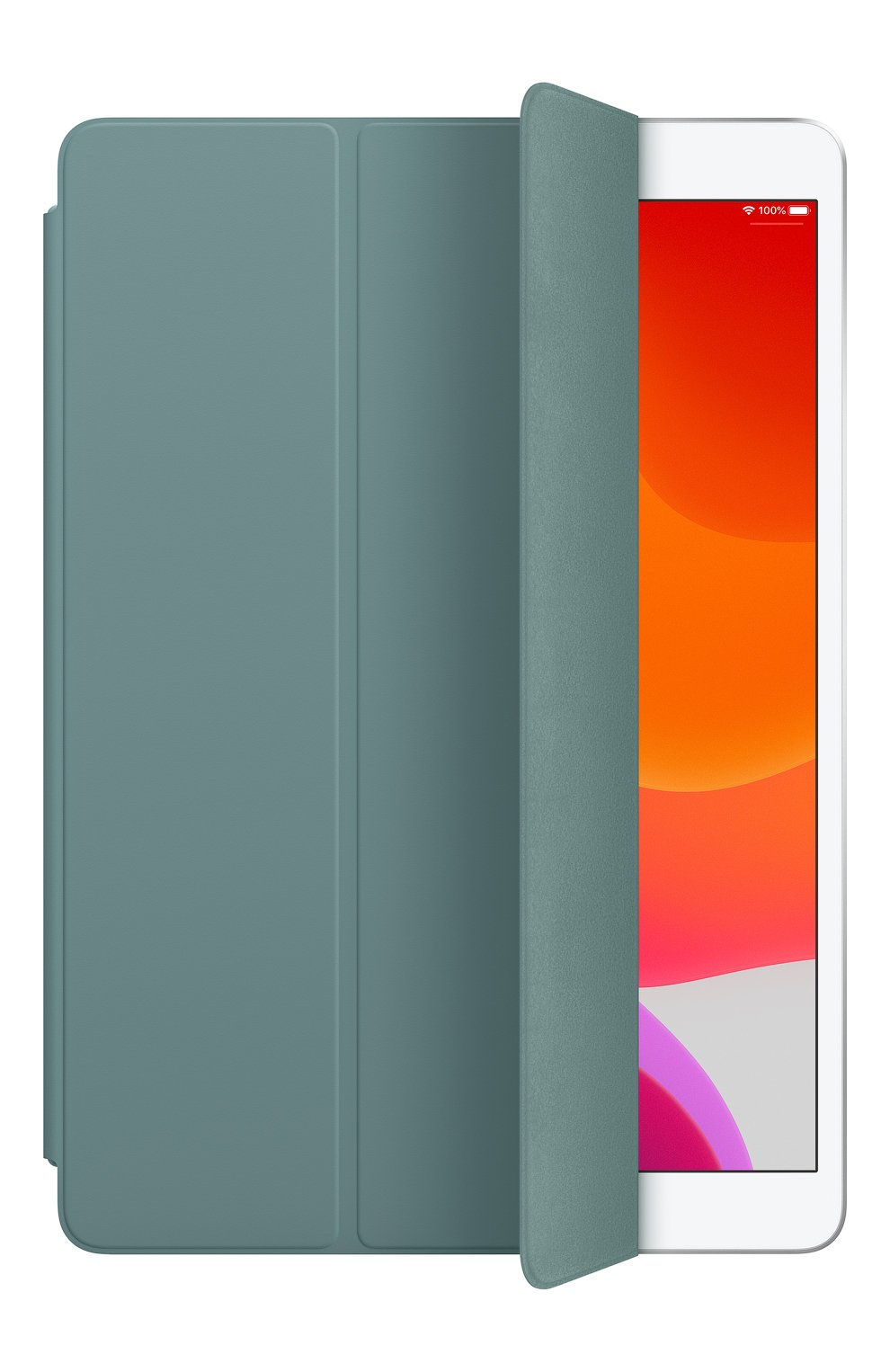Чехол smart cover для ipad (7th gen)/ipad air (3rd gen) APPLE  светло-зеленого цвета, арт. MY1U2ZM/A | Фото 2