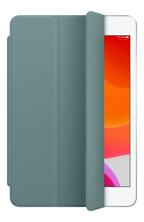 Мужской чехол smart cover для ipad mini APPLE  светло-зеленого цвета, арт. MXTG2ZM/A | Фото 2