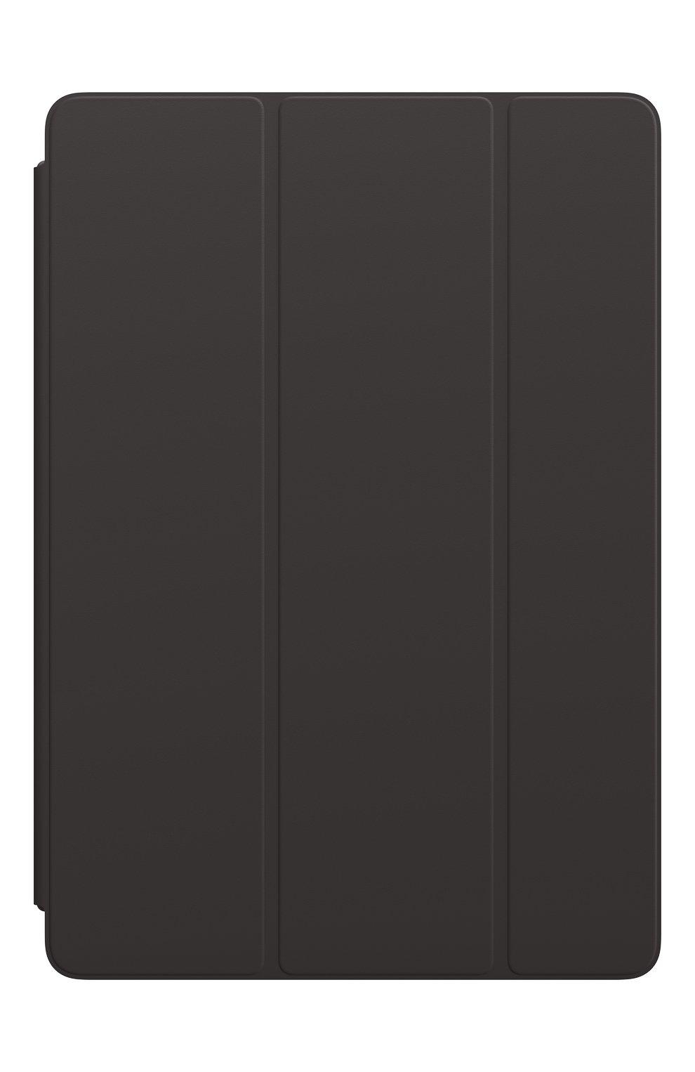 Чехол smart cover для ipad (7th gen)/ipad air (3rd gen) APPLE  черного цвета, арт. MX4U2ZM/A | Фото 1