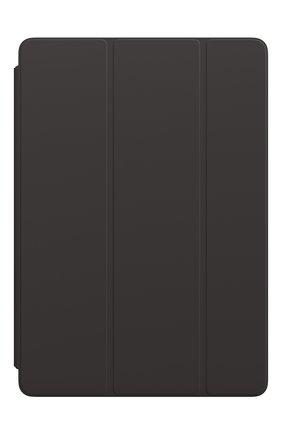 Мужской чехол smart cover для ipad (7th gen)/ipad air (3rd gen) APPLE черного цвета, арт. MX4U2ZM/A | Фото 1