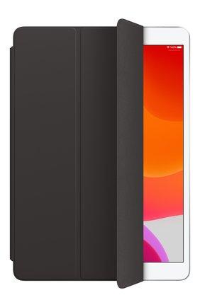 Мужской чехол smart cover для ipad (7th gen)/ipad air (3rd gen) APPLE черного цвета, арт. MX4U2ZM/A | Фото 2