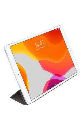 Чехол smart cover для ipad (7th gen)/ipad air (3rd gen) APPLE  черного цвета, арт. MX4U2ZM/A | Фото 3