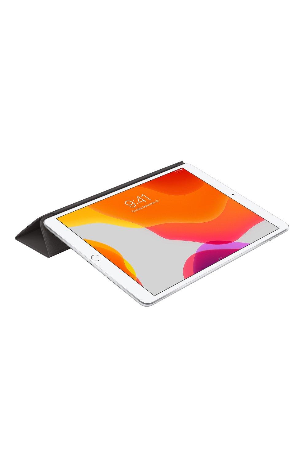 Чехол smart cover для ipad (7th gen)/ipad air (3rd gen) APPLE  черного цвета, арт. MX4U2ZM/A | Фото 4