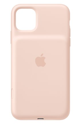 Мужской чехол smart battery case для iphone11 pro max APPLE светло-розового цвета, арт. MWVR2ZM/A | Фото 1