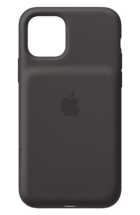 Мужской чехол smart battery case для iphone11 pro APPLE  черного цвета, арт. MWVL2ZM/A | Фото 1