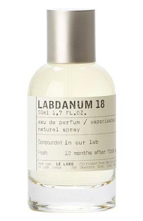 Женский парфюмерная вода labdanum 18 LE LABO бесцветного цвета, арт. 811901022707   Фото 1