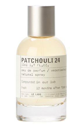 Женский парфюмерная вода patchouli 24 LE LABO бесцветного цвета, арт. 811901022745   Фото 1