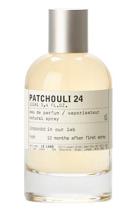 Женский парфюмерная вода patchouli 24 LE LABO бесцветного цвета, арт. 811901022998   Фото 1