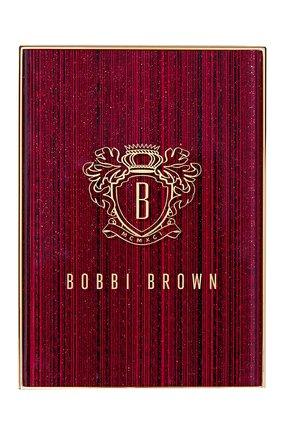 Женские палетка теней для глаз jeweled rose eye palette BOBBI BROWN бесцветного цвета, арт. EMXF-01 | Фото 2