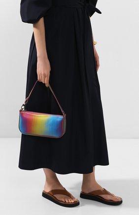 Женская сумка rachel BY FAR разноцветного цвета, арт. 20SSRCLSRNLMED   Фото 2
