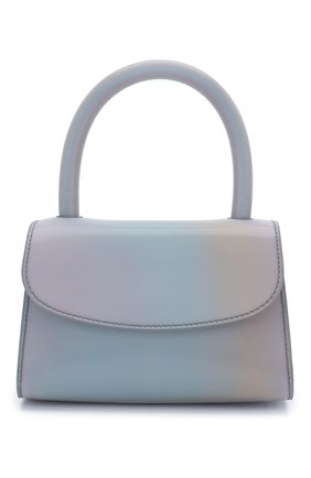 Женская сумка rachel mini BY FAR голубого цвета, арт. 20SSMINAUNLSMA   Фото 1