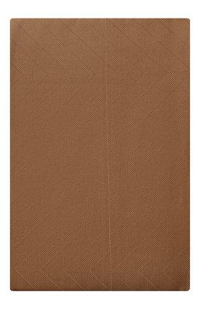 Мужского хлопковая наволочка FRETTE коричневого цвета, арт. FR6584 E0700 051C | Фото 1