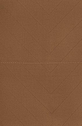 Мужского хлопковая наволочка FRETTE коричневого цвета, арт. FR6584 E0700 051C | Фото 2