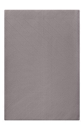 Мужского хлопковая наволочка FRETTE серого цвета, арт. FR6584 E0700 051C | Фото 1