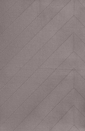Мужского хлопковая наволочка FRETTE серого цвета, арт. FR6584 E0700 051C | Фото 2