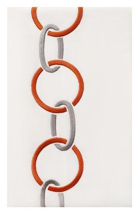 Мужского хлопковая наволочка FRETTE коричневого цвета, арт. FR6568 E0700 051C | Фото 1