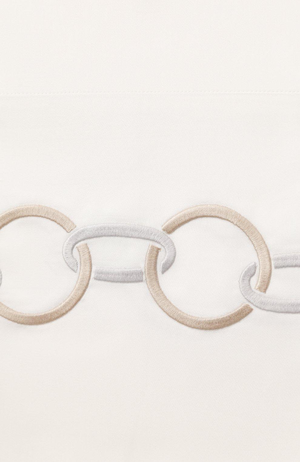 Мужского комплект постельного белья FRETTE бежевого цвета, арт. FR6568 E3434 260A | Фото 5