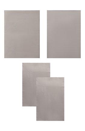 Мужского комплект постельного белья FRETTE серого цвета, арт. FR6665 E3434 260A | Фото 1